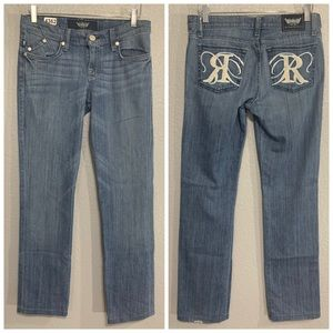 Rock & Republic Jeans - Rock & Republic | Embellished Boot Cut Jeans 26